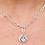 Thumbnail: Happy Daze Smile Pendant Chain Necklace