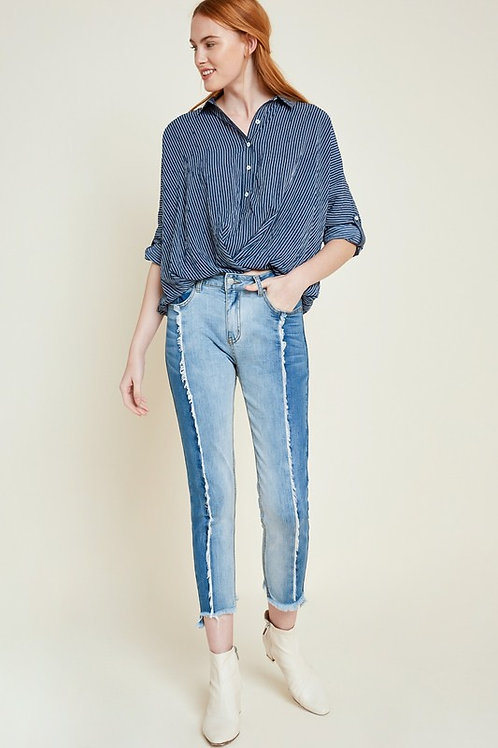 Venice Two Toned Jeans