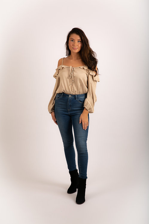 Gianna Off-Shoulder Top