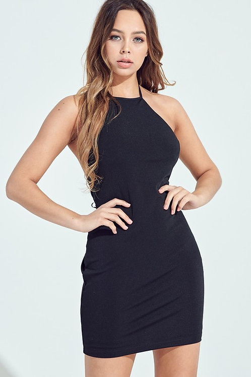 Sawyer Halter Dress
