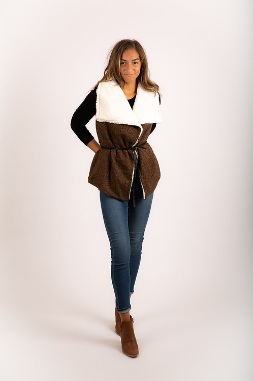 Norah Wrap-Around Vest