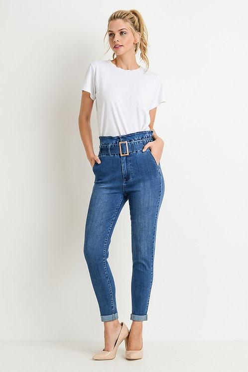 Brooklyn High-Waisted Jeans