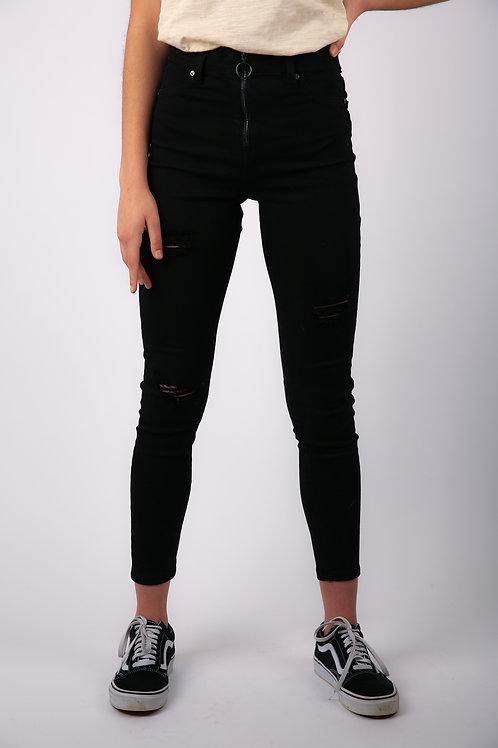 Santa Monica Black Jeans
