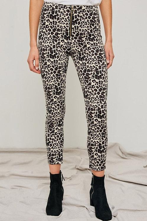 Casey Leopard Pant