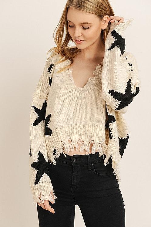 Kendall Star Sweater