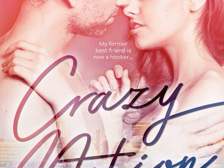 Cover Re-reveal! Crazy Notion