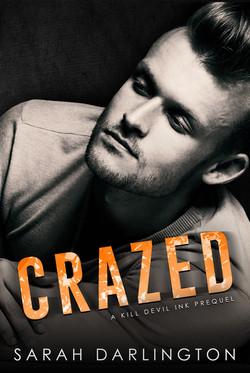 Crazed Sarah Darlington - E-Cover