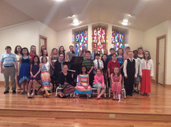 Youth Honors Recital 2014