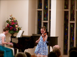 Youth Honors Recital 2012