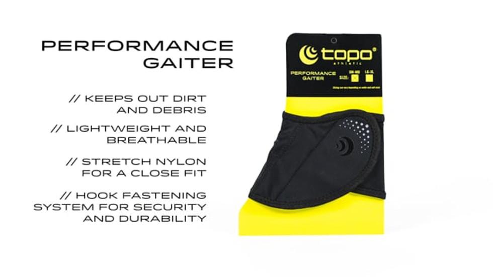 TOPO Performance Gaiter