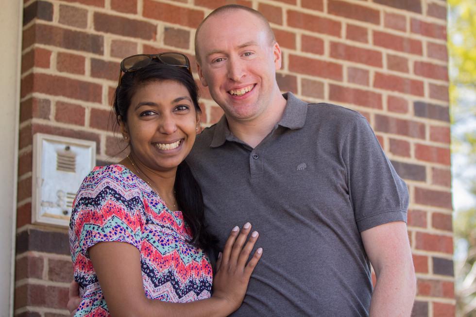 Afiesha & Steve