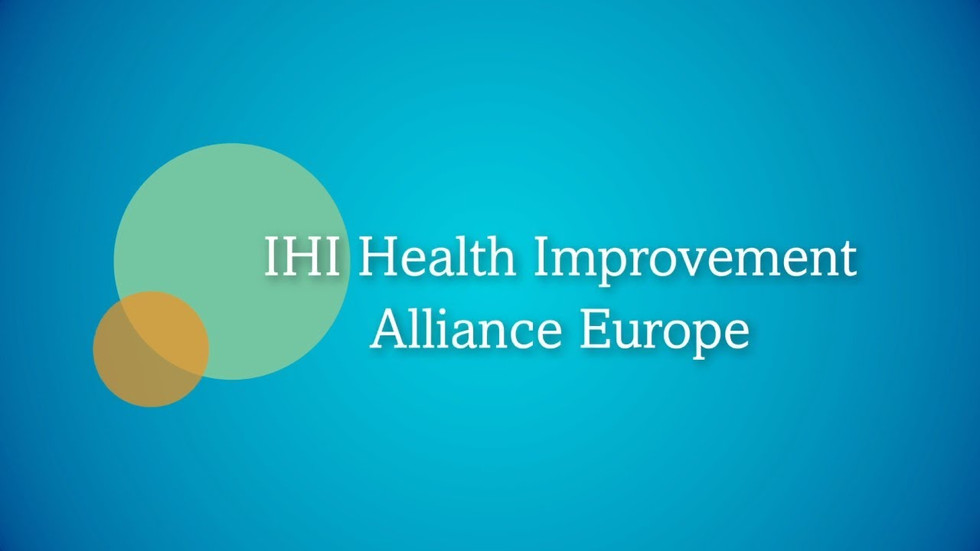 IHI Health Improvement Alliance
