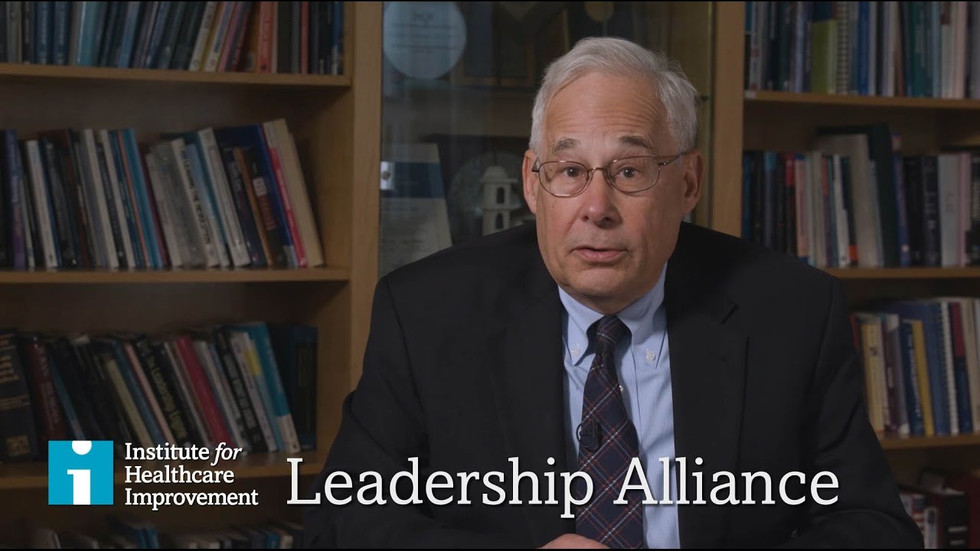 The IHI Leadership Alliance