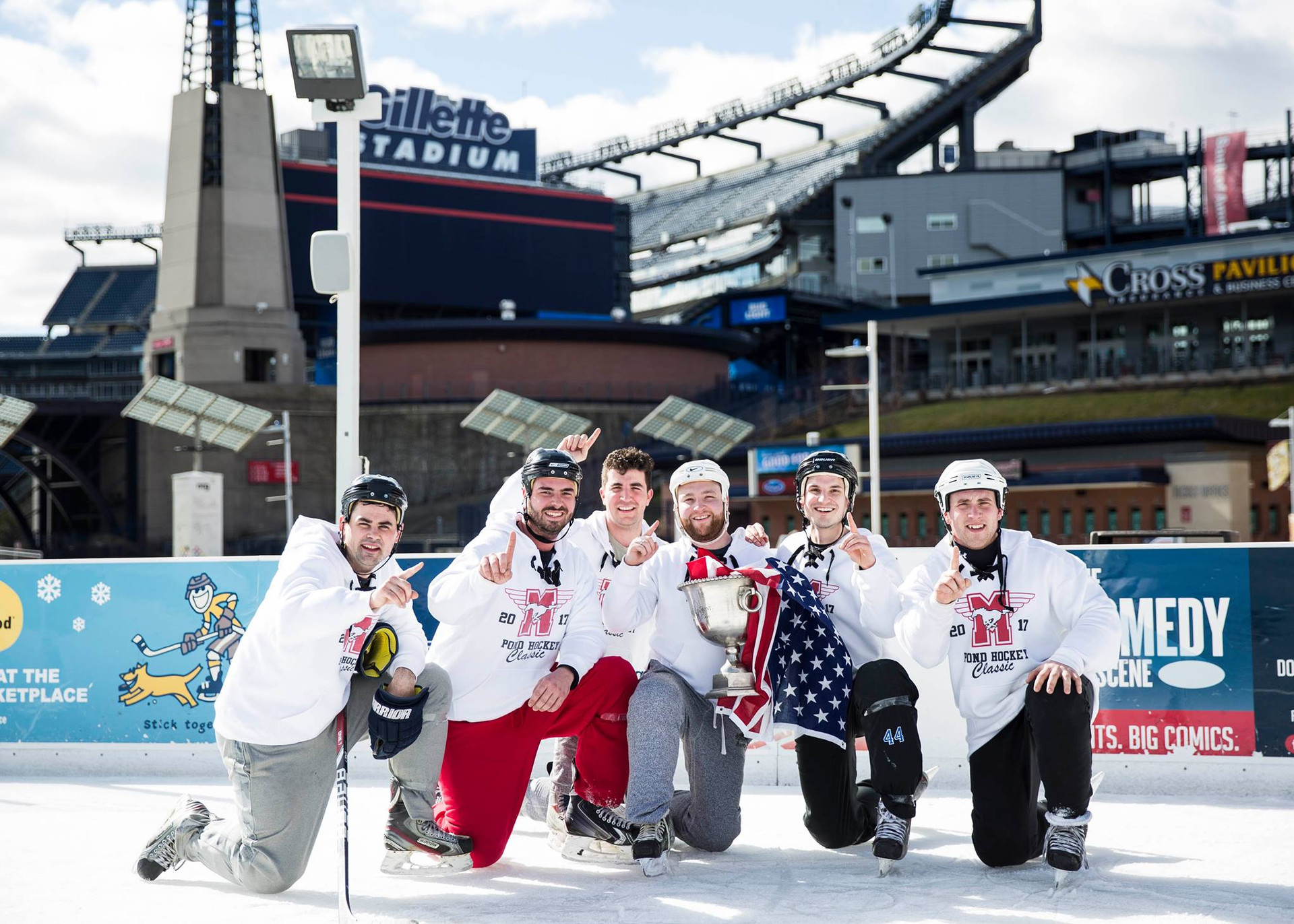 Stars and Snipes Classic @ Gillette Stadium