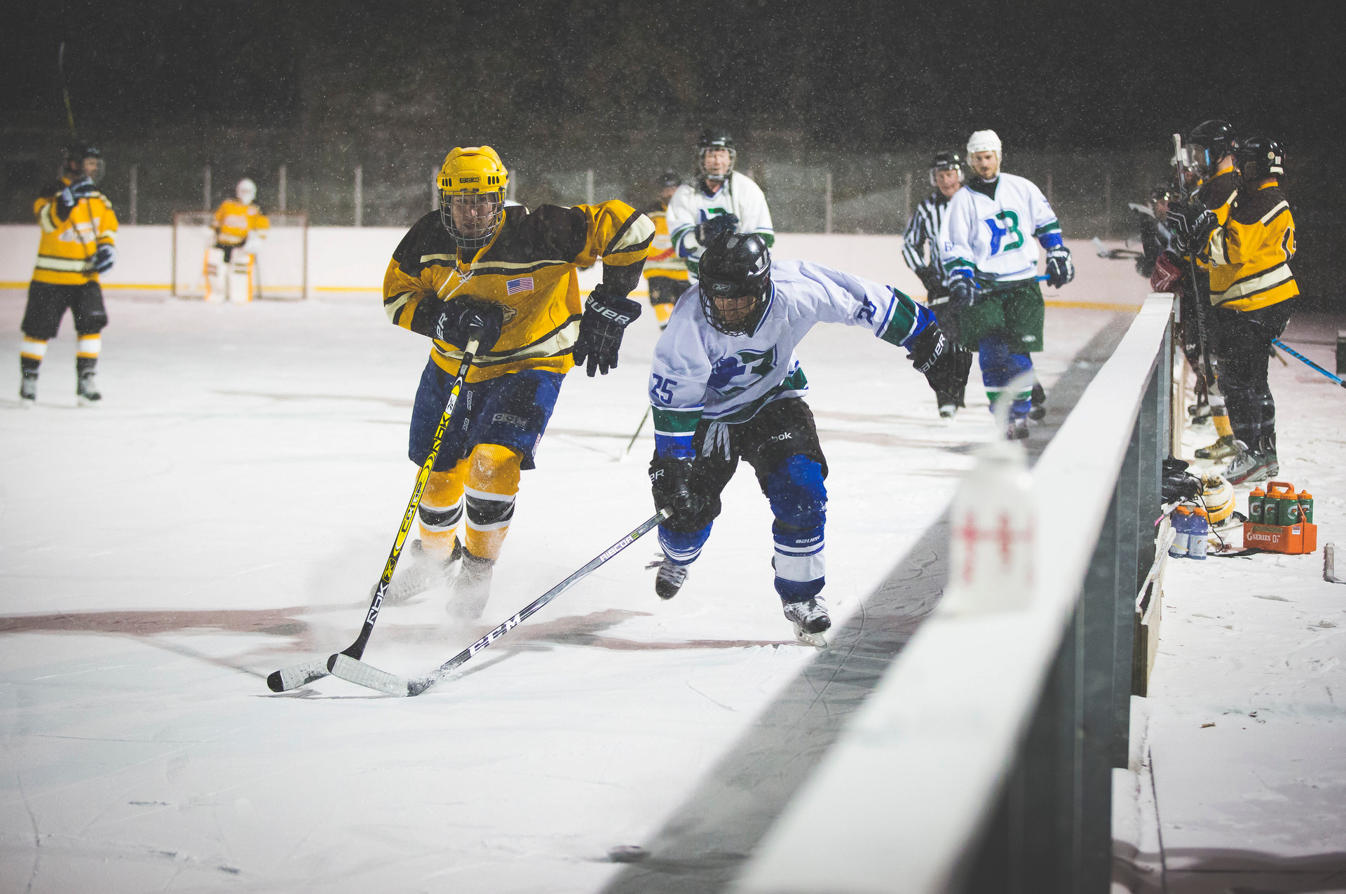 Tuukka Hockey @ Jack Kirrane Rink