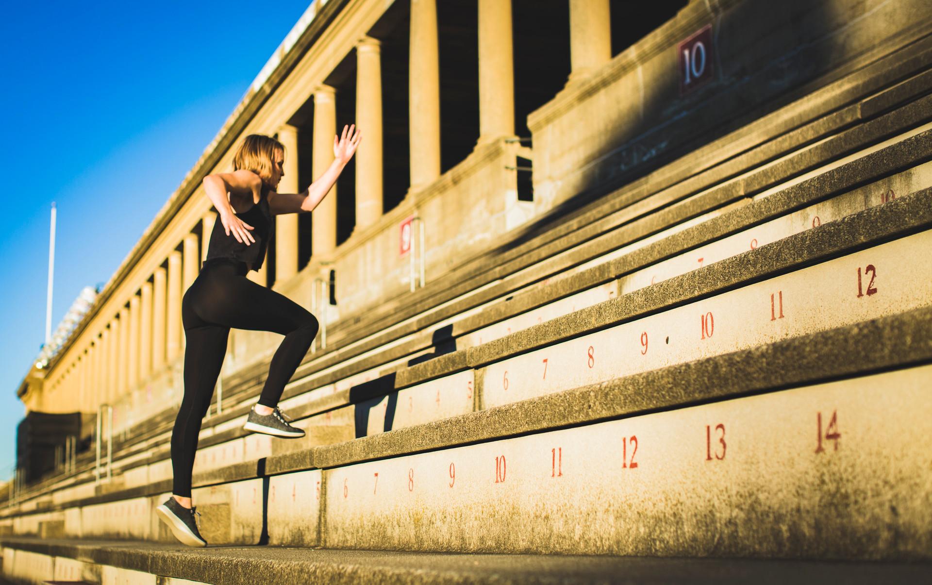 Fitness Photos @ Harvard Stadium