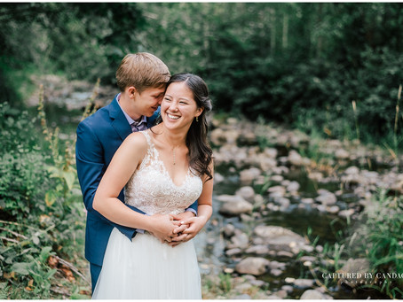 Rustic Backyard Snoqualmie Wedding | Naomi + Drew
