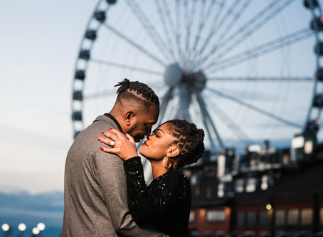 Pioneer Square + Seattle Waterfront Engagement // DeMyla & Trunel