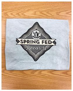 SFR T-Shirt (Gun Metal Green)