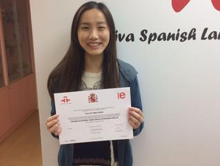 Congratulations Ho Ching Chung!