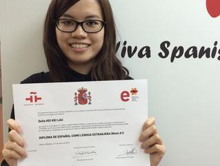 Felicidades Kei Kei Lau!!
