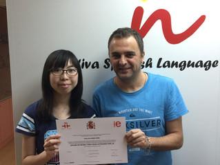 Felicidades Ka Ching Pang!