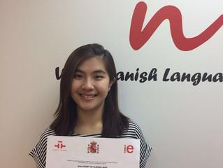 Congratulations Chap Yiu Claudia Woo!