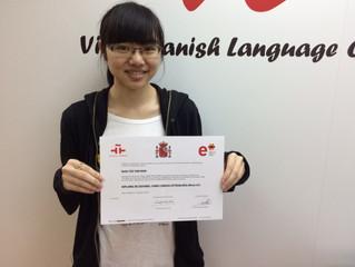Felicidades Tsz Yan Man!