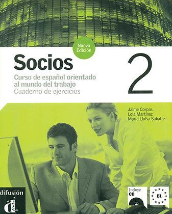 Socios 2 (Workbook)