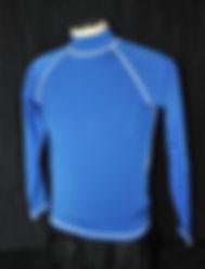 Wholesale, blank, or screen printed  rash guards, stock. 8009697473
