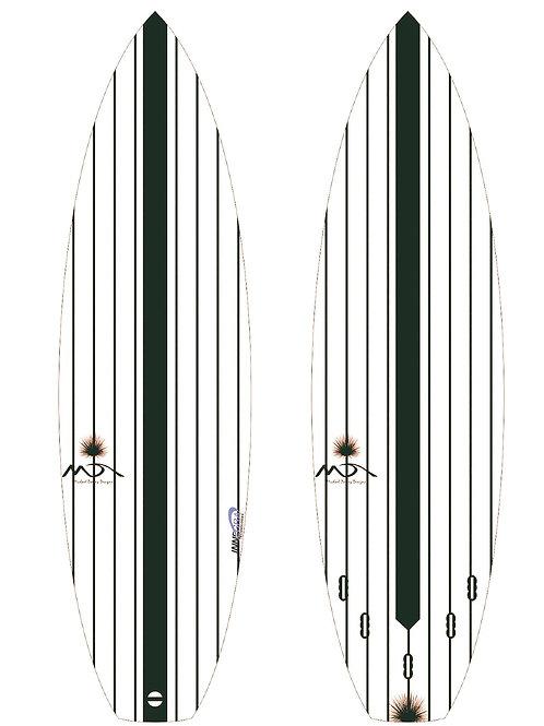 Urchin - Epoxy Surfboard