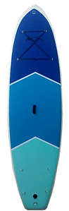 "Dolsey iTravler  inflatable SUP ,10'5""x35""x6"", is the go to SUP for Acro Yoga.. that says it all. Buy one 800 969 7473"
