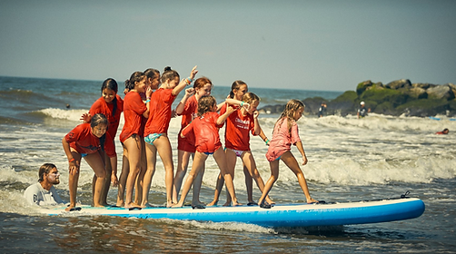 Loving Long Island surf camps - How fun