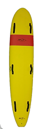 Dolsey Resuce SOfty is a beach Lifeguard  Lifesaving surfboard, Private label available . 800 969 7473