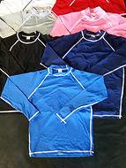rashguard long sleeve 85_15 nylon spande