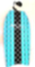 Bodyboard -XPE- print-Dolsey soft top bodyboards 800