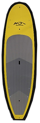 The Bumper soft top paddle board, by Dolsey, is the standard for stability, feel and durability . Features 5 fins, 8 deck tie downs plugs, flex fins, camera plug mount, and leash plug. 757 423 3037