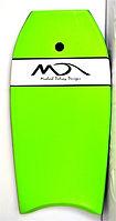 Bodyboard -XPE- Lime-Dolsey