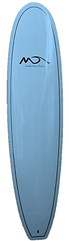 Plastech Fantastic - seafoam - Plastic surfboard - 7 to 9' Great rental, first  or extra  surfboard . 800 969 7473