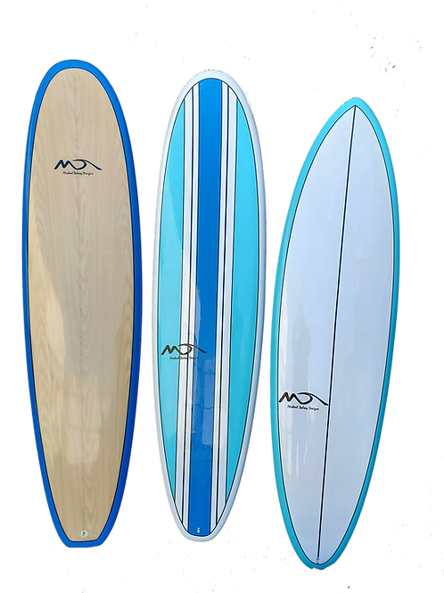 Epoxy Surfboards - Fun and Long