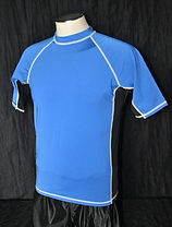Wholesale, blank, or screen printed  rash guards, stock. 8009697473