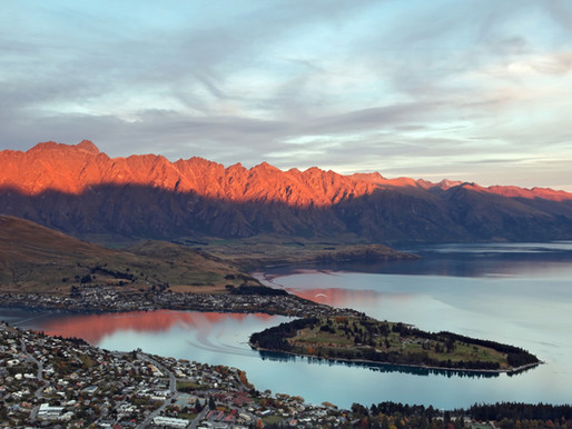 Queenstown, the Jewel of New Zealand