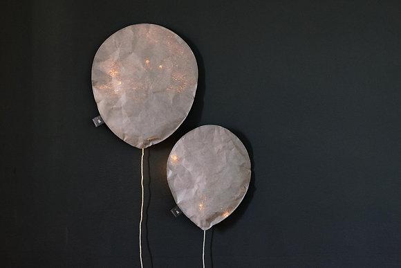 Cool Gray Lighting Balloon - Size S/L