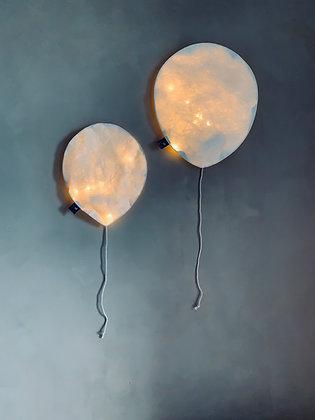 White Lighting Balloon - Size S/L