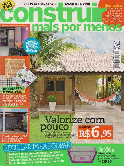 CASA DE ISOPOR