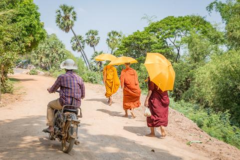 Buddhist Village