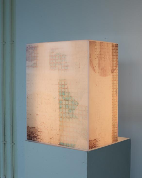 Slavutych Study, lightbox