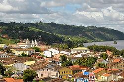 Passeios na Bahia-Cachoeira