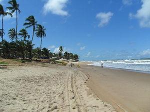 Praias Salvador - Praia do Flamengo