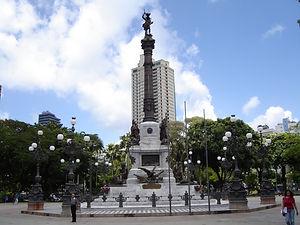 Passeio em Salvador-Jorge Amado